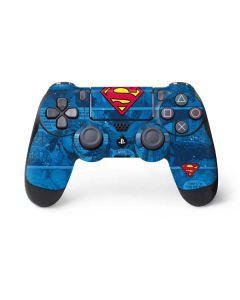 Superman Logo PS4 Controller Skin