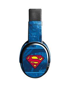 Superman Logo Skullcandy Crusher Wireless Skin