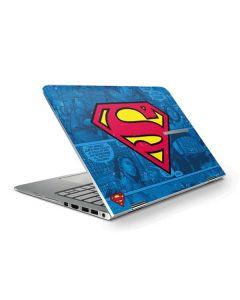 Superman Logo HP Stream Skin
