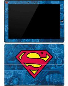 Superman Logo Surface 3 Skin