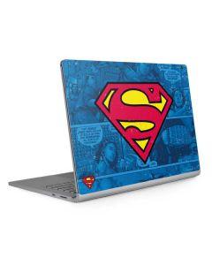 Superman Logo Surface Book 2 13.5in Skin