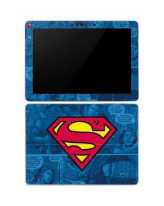 Superman Logo Surface Go Skin