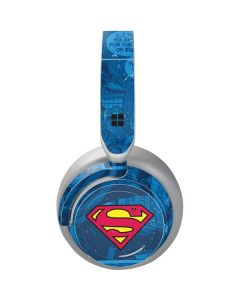 Superman Logo Surface Headphones Skin