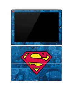 Superman Logo Surface Pro 3 Skin
