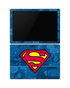 Superman Logo Surface Pro 6 Skin