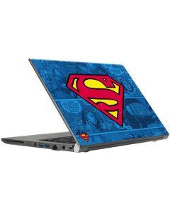 Superman Logo Tecra Z40 Skin