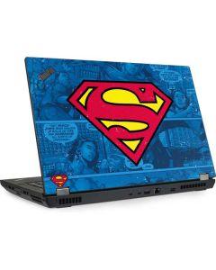 Superman Logo Lenovo ThinkPad Skin
