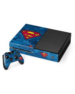 Superman Logo Xbox One Console and Controller Bundle Skin