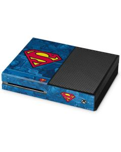 Superman Logo Xbox One Console Skin
