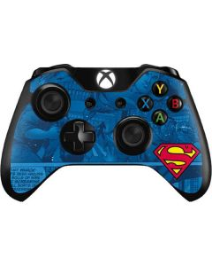 Superman Logo Xbox One Controller Skin