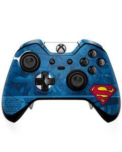 Superman Logo Xbox One Elite Controller Skin