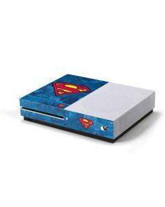 Superman Logo Xbox One S Console Skin