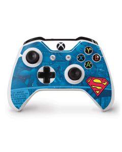 Superman Logo Xbox One S Controller Skin