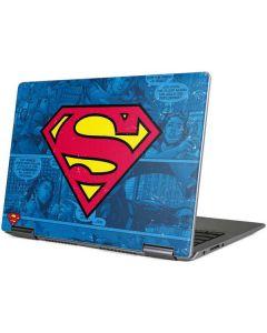 Superman Logo Yoga 710 14in Skin