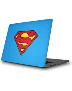 Superman Official Logo Apple MacBook Pro Skin