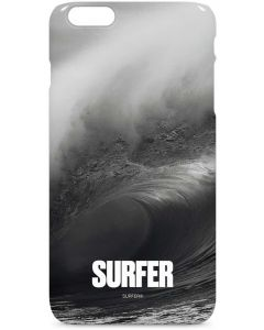 SURFER Black and White Wave iPhone 6/6s Plus Lite Case