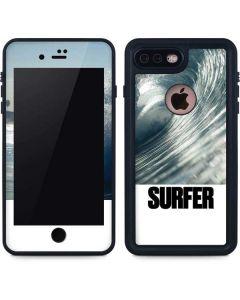 SURFER Magazine Barrel Wave iPhone 7 Plus Waterproof Case