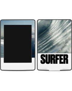 SURFER Magazine Barrel Wave Amazon Kindle Skin