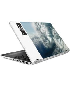SURFER Magazine Barrel Wave HP Pavilion Skin