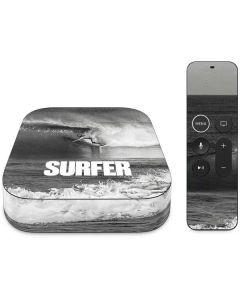 SURFER Magazine Black and White Apple TV Skin