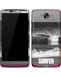 SURFER Magazine Black and White Motorola Droid Skin
