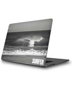 SURFER Magazine Black and White Apple MacBook Pro Skin