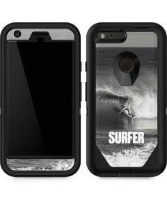 SURFER Magazine Black and White Otterbox Defender Pixel Skin