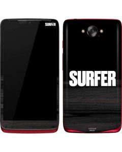 SURFER Magazine Bold Motorola Droid Skin