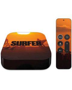 SURFER Magazine Group Apple TV Skin