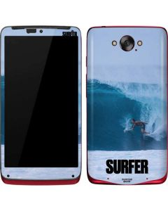 SURFER Magazine Riding A Wave Motorola Droid Skin