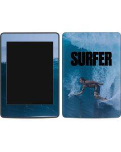 SURFER Magazine Riding A Wave Amazon Kindle Skin