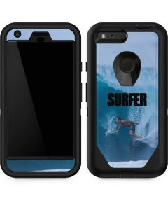 SURFER Magazine Riding A Wave Otterbox Defender Pixel Skin