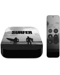 SURFER Magazine Silhouettes Apple TV Skin