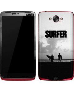 SURFER Magazine Silhouettes Motorola Droid Skin