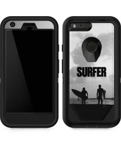 SURFER Magazine Silhouettes Otterbox Defender Pixel Skin
