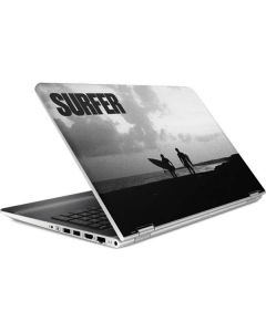 SURFER Magazine Silhouettes HP Pavilion Skin
