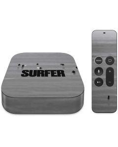 SURFER Magazine Stillness Apple TV Skin