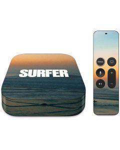 SURFER Magazine Sunrise Apple TV Skin