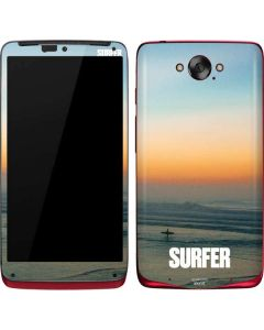 SURFER Magazine Sunrise Motorola Droid Skin