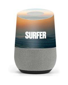 SURFER Magazine Sunrise Google Home Skin