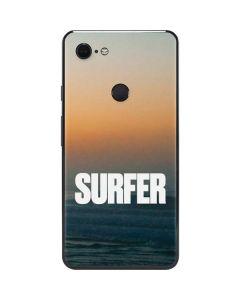 SURFER Magazine Sunrise Google Pixel 3 XL Skin
