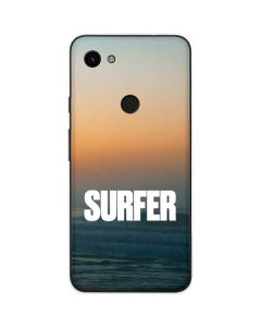 SURFER Magazine Sunrise Google Pixel 3a Skin