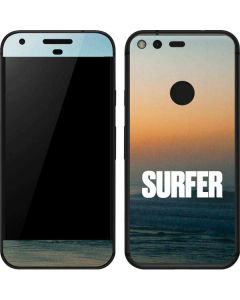 SURFER Magazine Sunrise Google Pixel Skin