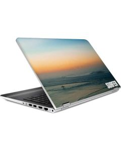 SURFER Magazine Sunrise HP Pavilion Skin