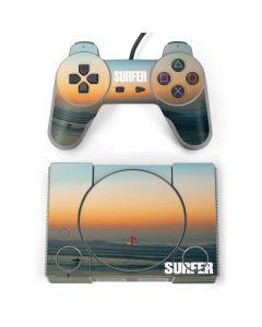 SURFER Magazine Sunrise PlayStation Classic Bundle Skin