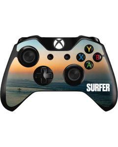 SURFER Magazine Sunrise Xbox One Controller Skin
