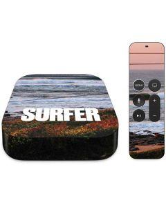 SURFER Magazine Sunset Apple TV Skin
