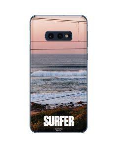 SURFER Magazine Sunset Galaxy S10e Skin