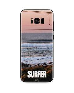 SURFER Magazine Sunset Galaxy S8 Plus Skin