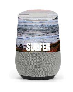 SURFER Magazine Sunset Google Home Skin